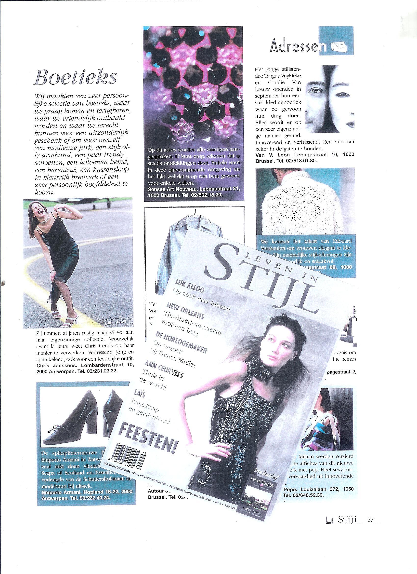 STIJL Magazine